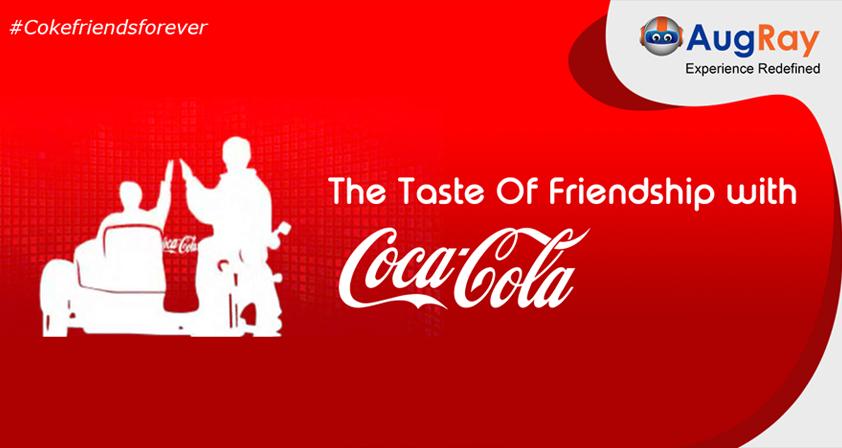 AugRay Coca Cola Campaign