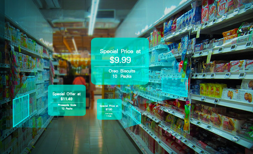 Augmented Reality in Shopping