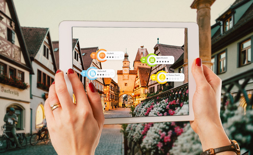 Augmented Reality in Travelling