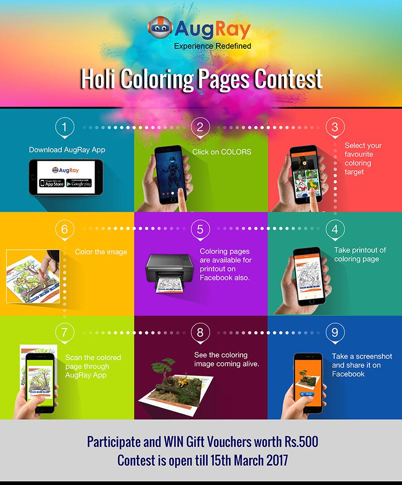 Holi Contest