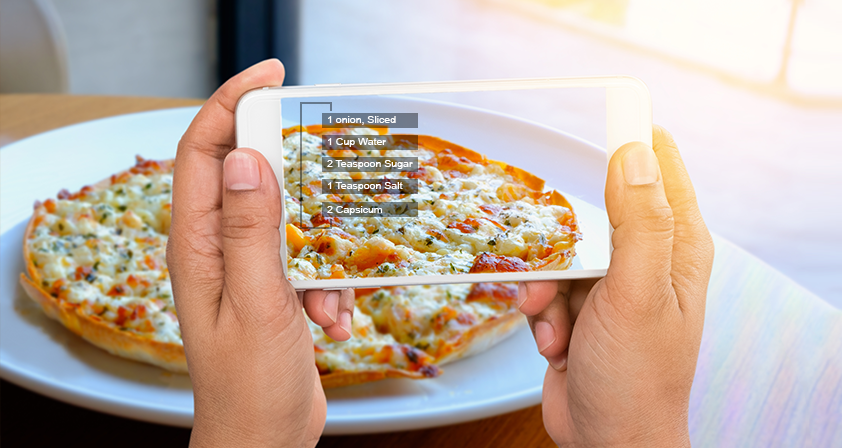 Augmented Reality In Food Industries