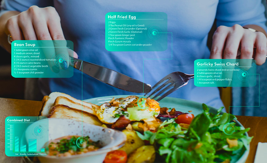 Augmented Reality in Food