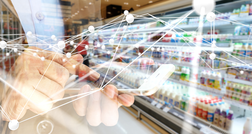 Augmented Reality in Food and beverage industries