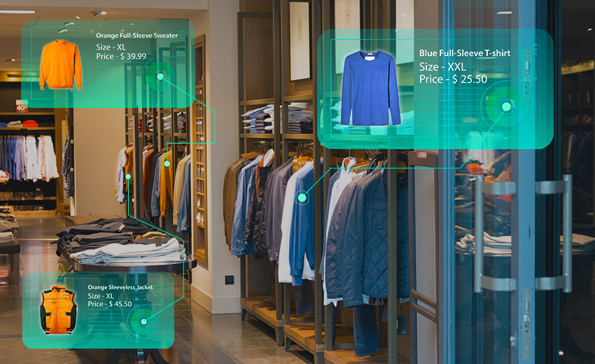 Augmented Reality Retail Eperience