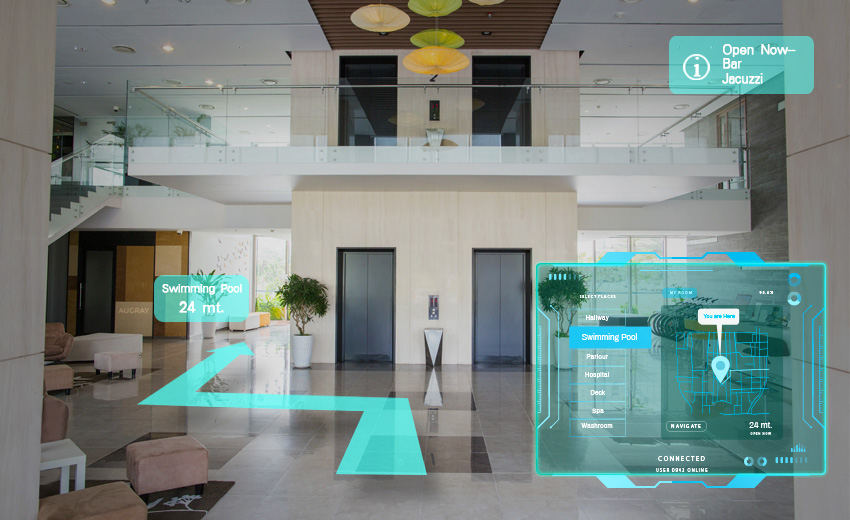 Augmented Reality in Hospitality