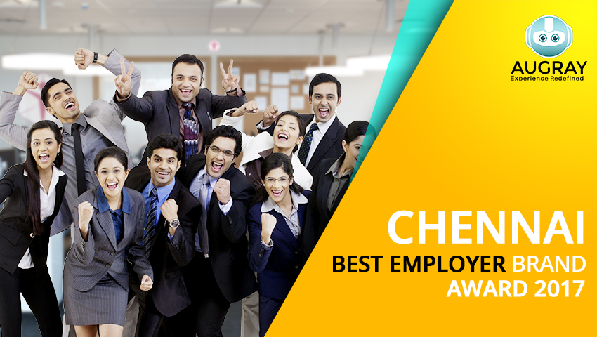 Augray Best Employer Brand Award 2017