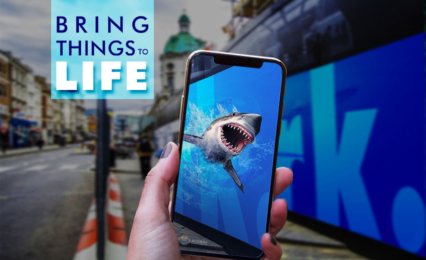 Augmented Reality Ads Marketing