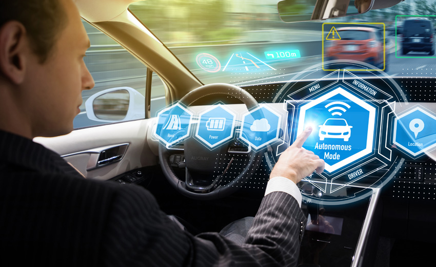 Augmented Reality in Automobile Industry