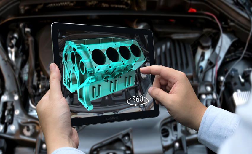 Augmented Reality in Automobile sector