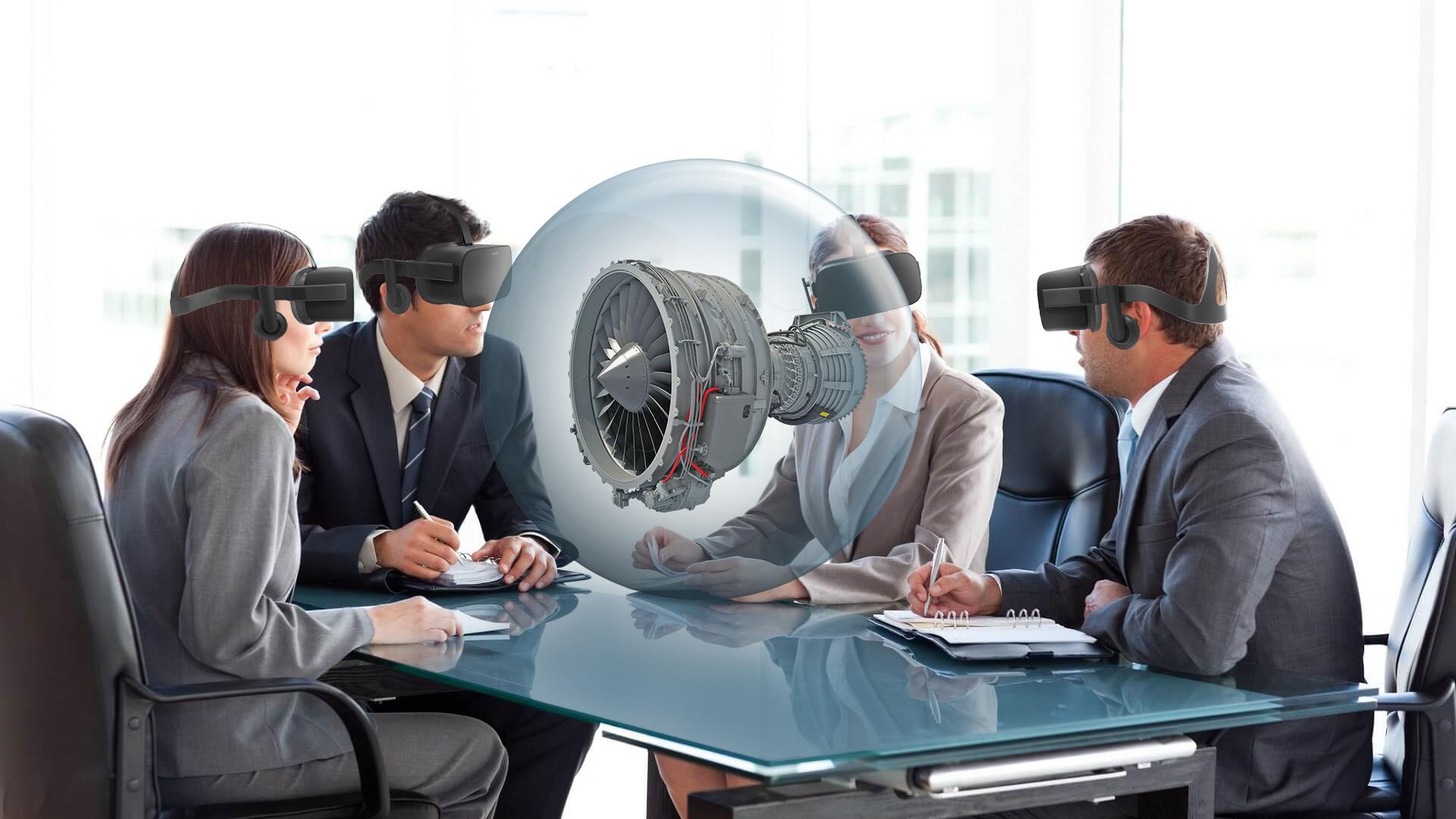 VR live demo