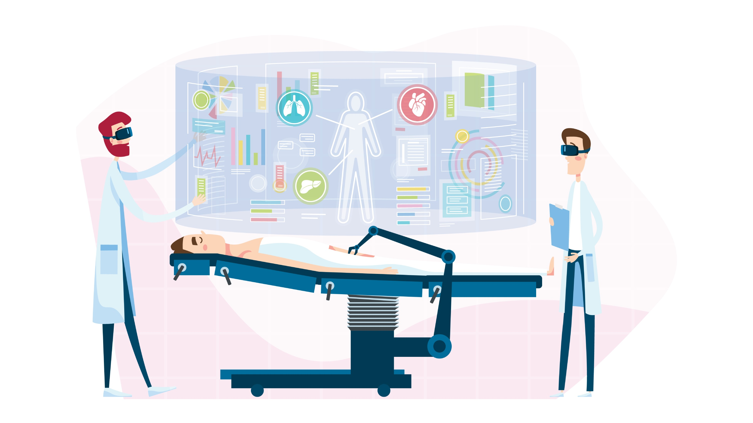 mixed reality in healthcare