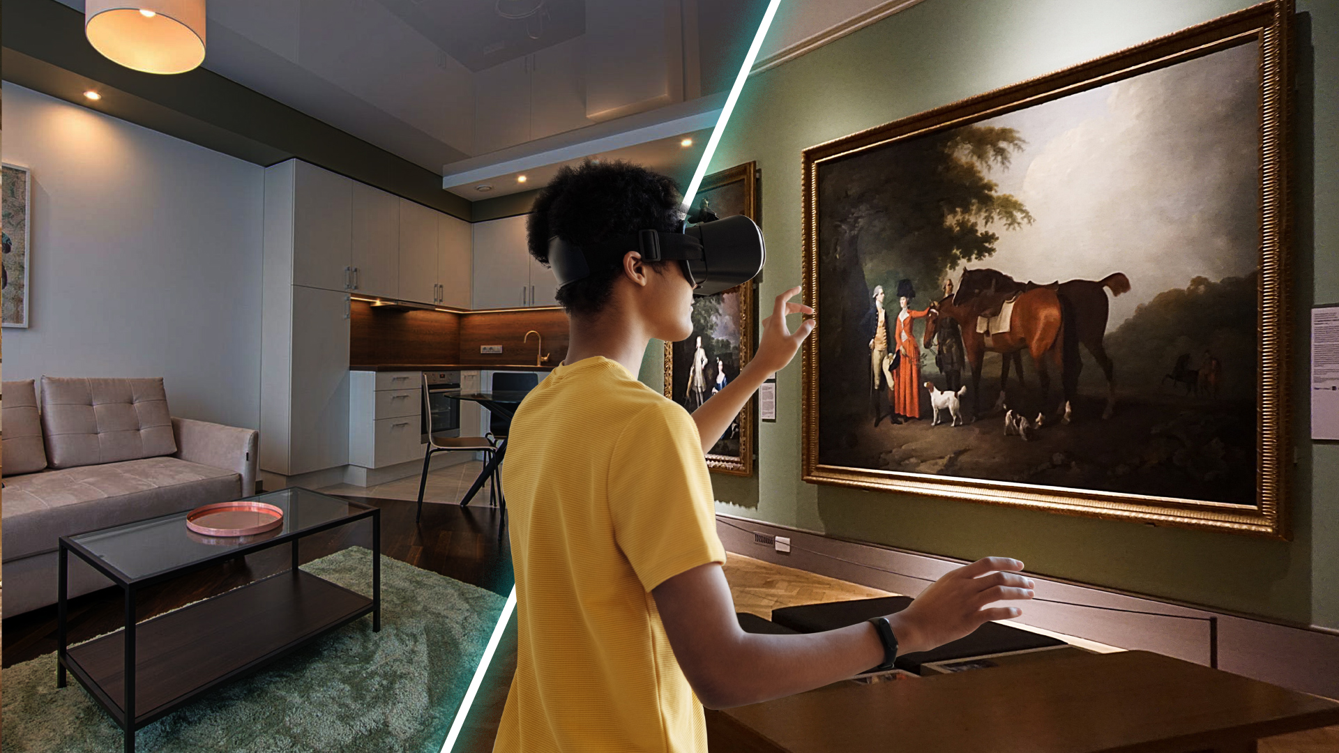 virtual realityvr