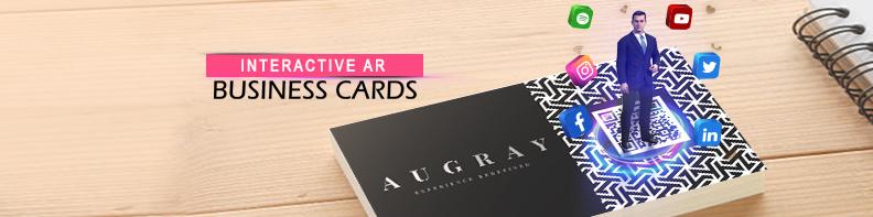 augray ar business card